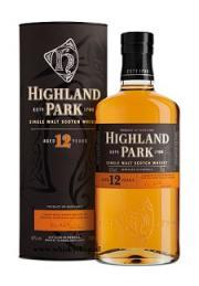 Highland Park 12 yrs old